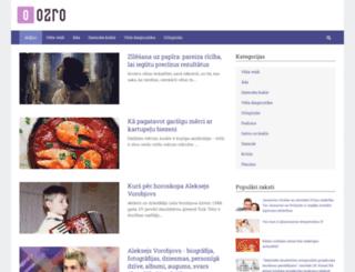 ozro.ru screenshot