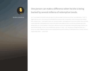 ozturkcan.com screenshot