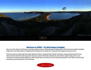 ozwd.com.au screenshot