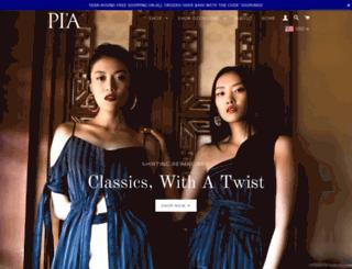 p-ia.com screenshot