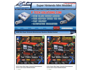 p-tech-solutions.com screenshot