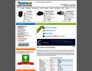 p2.host-ed.me screenshot