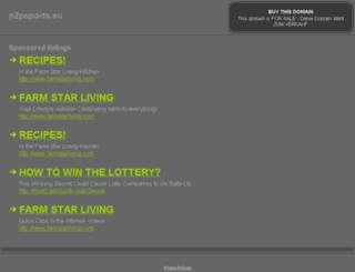 p2psports.eu screenshot