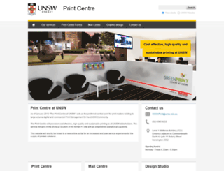 p3.unsw.edu.au screenshot