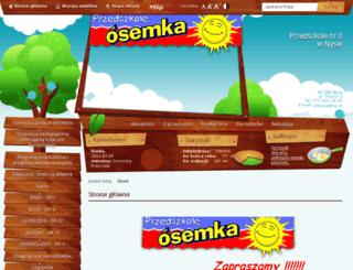 p8nysa.szkolnastrona.pl screenshot