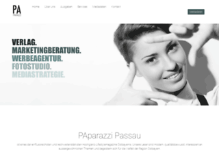 pa-parazzi.com screenshot