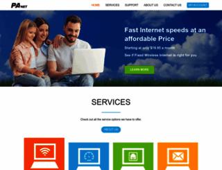 pa.net screenshot
