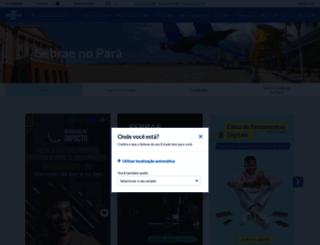 pa.sebrae.com.br screenshot