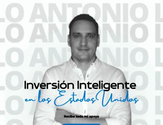 pabloantonioleon.com screenshot