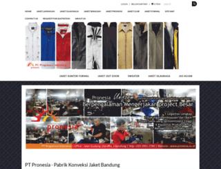 pabrikjaket.com screenshot
