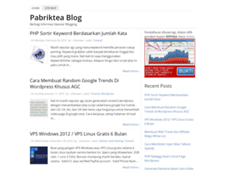 pabriktea.blogspot.com screenshot