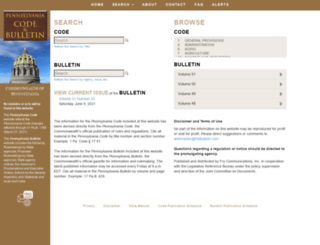 pabulletin.com screenshot