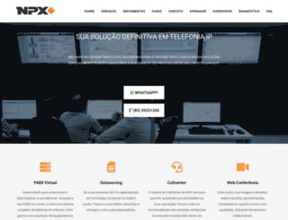 pabx01.polibrasnet.com.br screenshot