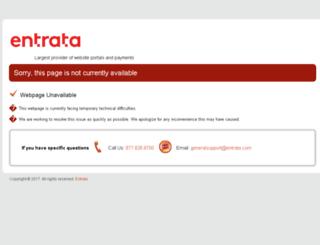 pacapts.residentportal.com screenshot
