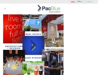 pacblueprinting.com screenshot