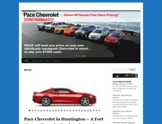 paceauto.net screenshot