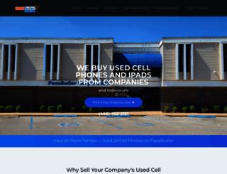 pacebutler.com screenshot