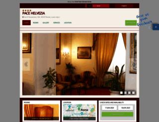 pacelvezia.hotelinroma.com screenshot