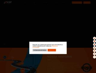 pacer.com.br screenshot