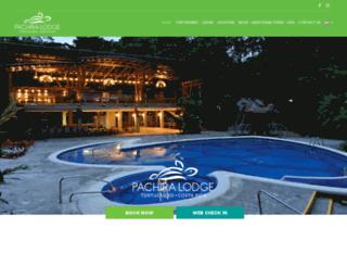 pachiralodge.com screenshot