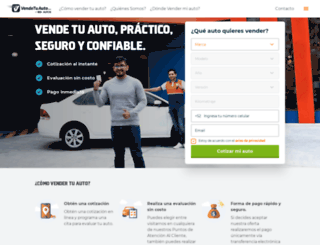 pachucadesoto.olx.com.mx screenshot