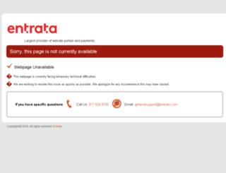 pacificacorporate.residentportal.com screenshot
