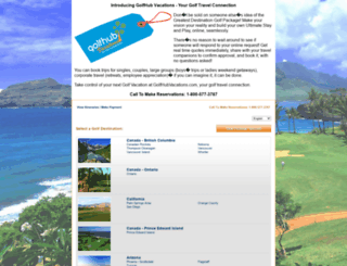 package.golfswitch.com screenshot