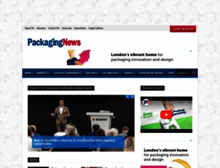 packagingnews.co.uk screenshot