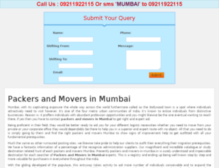 packers-and-movers-in-mumbai.in screenshot