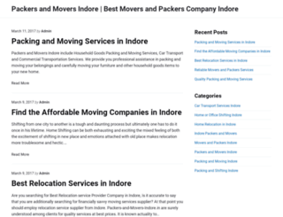 packers-and-movers-indore.in screenshot