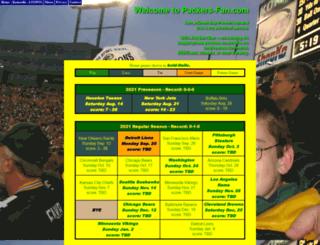 packers-fan.com screenshot