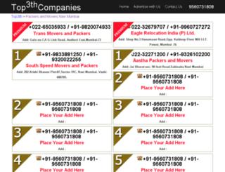 packersandmoversnavimumbai.top3th.co.in screenshot