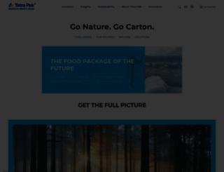 packgrowsback.com screenshot