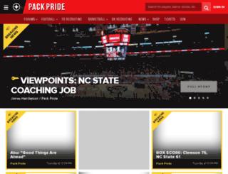 packpride.com screenshot