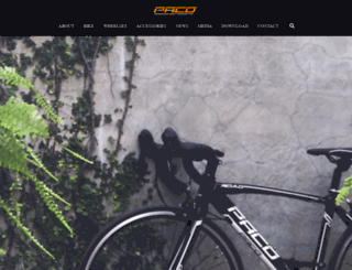 paco-bike.com screenshot