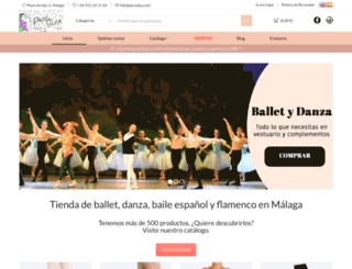 pacoolea.com screenshot
