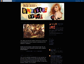 pacorico.blogspot.com screenshot