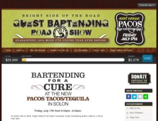 pacos.kintera.org screenshot