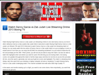 pacquiao-vs-marquez-live-streaming.com screenshot