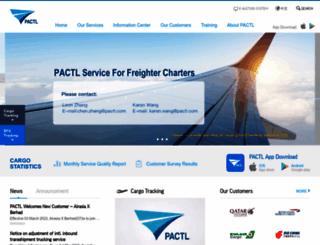 pactl.com screenshot