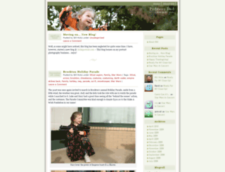 padawandad.wordpress.com screenshot