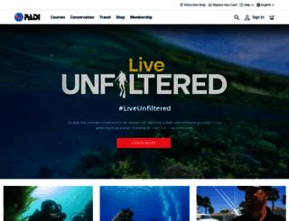 padi.com screenshot