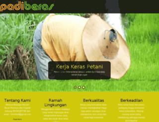 padiberas.com screenshot
