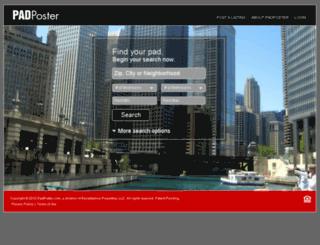 padposter.com screenshot