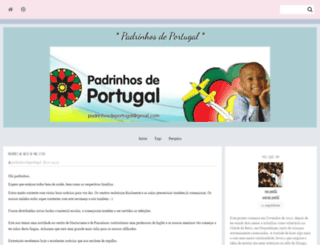 padrinhosdeportugal.blogs.sapo.pt screenshot