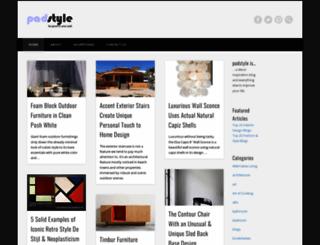 padstyle.com screenshot