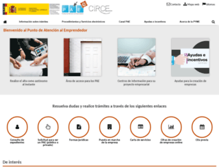 paeelectronico.es screenshot