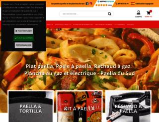 paelladusud.com screenshot