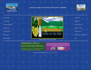 paete.org screenshot