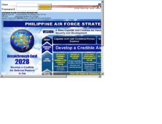 paffinancefms.com screenshot